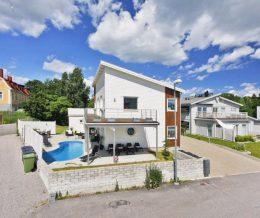 Дом в Швеции за 734 000 долларов.