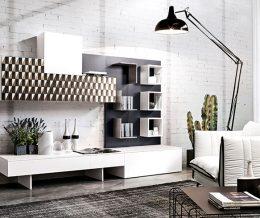 Стеновые панели «Magnetika» от Rondo Design