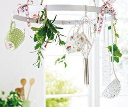 Весенний декор для кухни