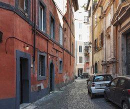 Дизайн квартиры в Риме, площадью всего 7 кв. метров