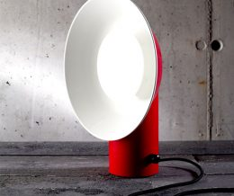 Настольная лампа от Alessandro Zambelli