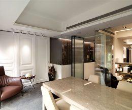 Дизайн офисного пространства от DaChi International Design