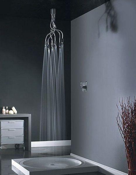 Спиральный душ
