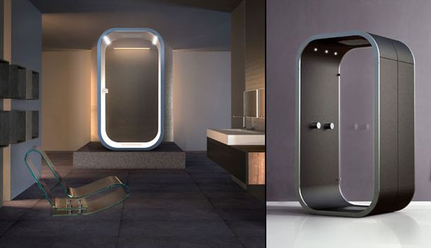 Водосберегающий душ