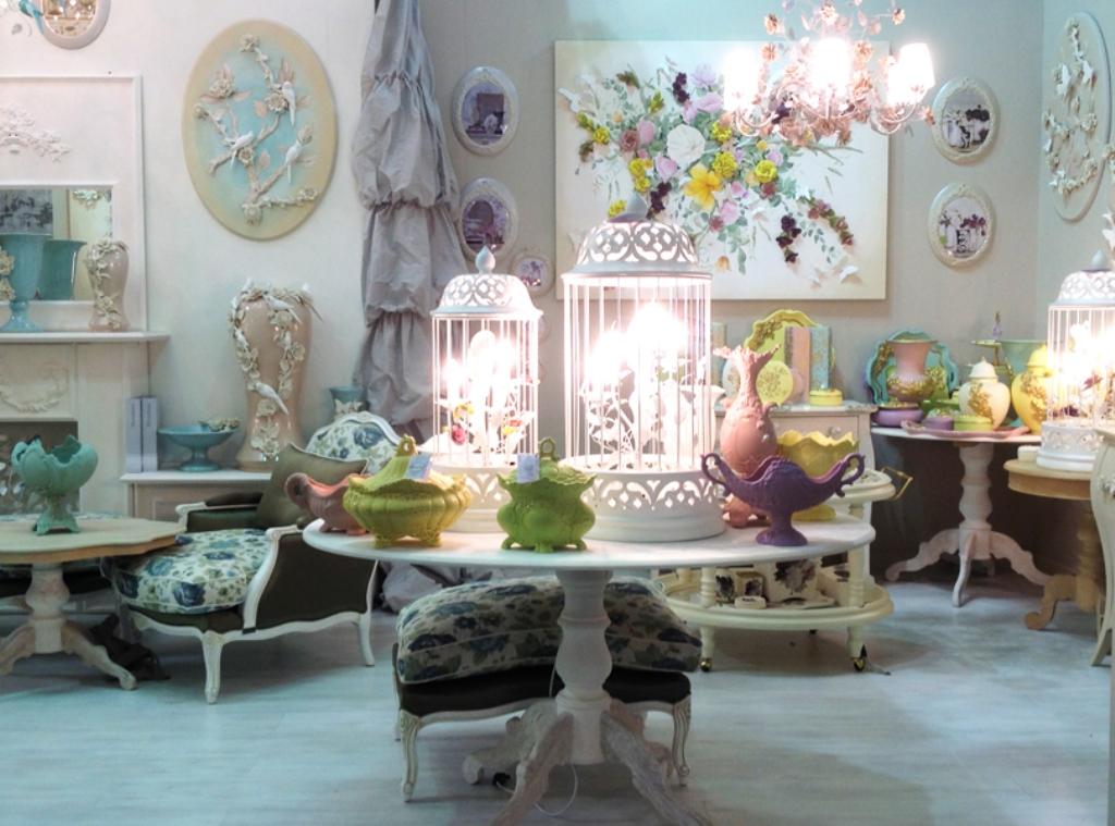 Mezzaluna - Итальянская мастерская художественной керамики