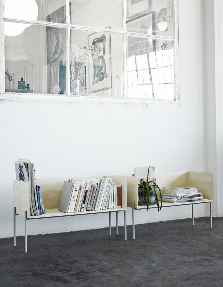 новая система легкой мебели от дизайнера мебели Chris Liljenberg и дизайнера текстиля Margarethe Odgaard для компании Skagerak