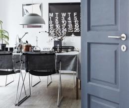 Украшение квартиры к Рождеству от Coco Lapine Design