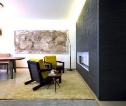 Проект квартиры-студии от дизайн-студии: «Bartoli Design»