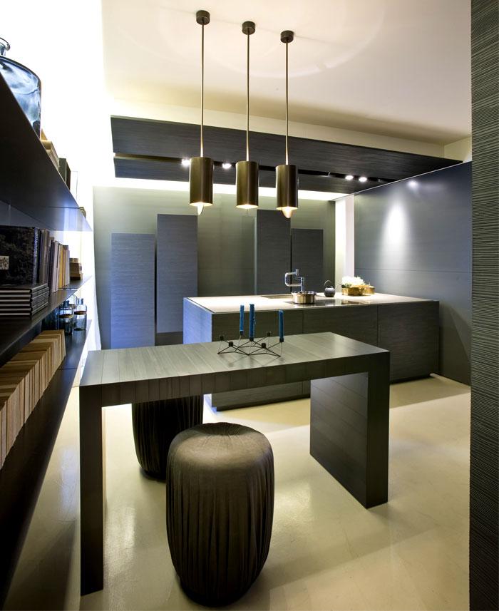 "Проект квартиры-студии от дизайн-студии: ""Bartoli Design"""