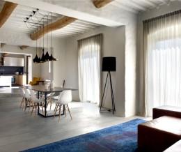 Дизайн-проект загородного дома от архитектурного бюро: «Mide Architetti».