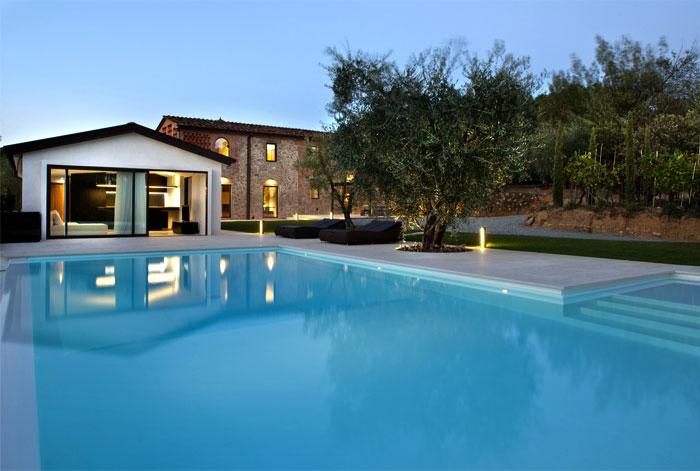 Дизайн-проект загородного дома от студии дизайна Mide Architetti