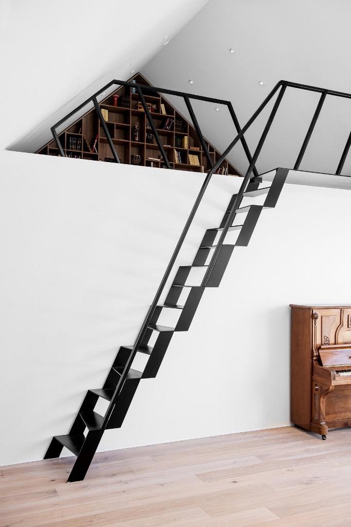 Супер компактная лестница
