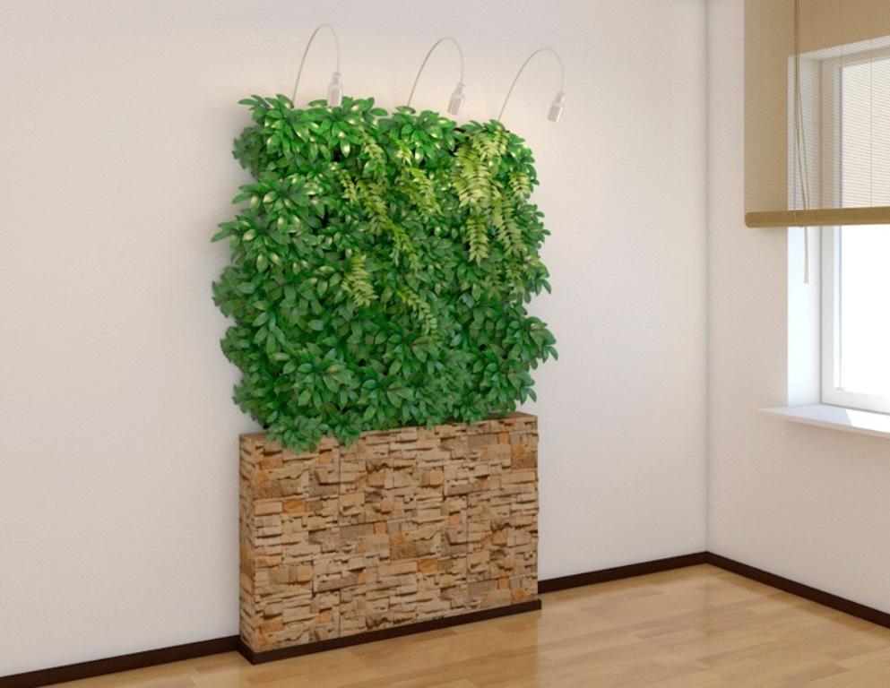 Компания ORLIWALL - вертикальное озеленение интерьеров и экстерьеров (фитомодули, фитостены, фитостены-перегородки)