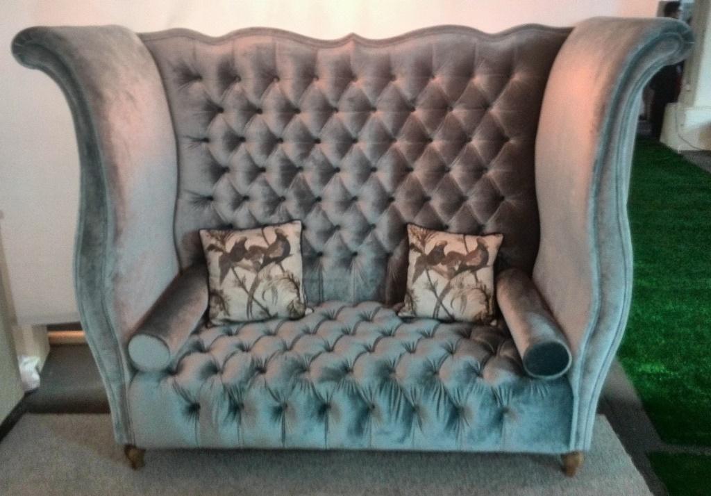 """Пример дивана от произовдителя мягкой мебели на заказ, компании: """"DREAMMANUFACTURE"""""""
