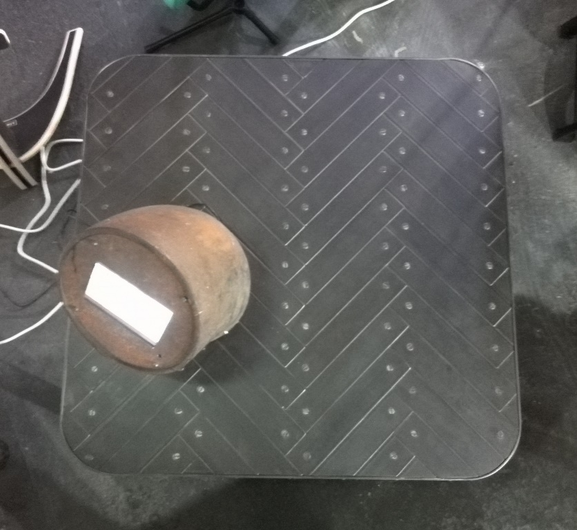 """Кофейный стол от компании: """"INDUSTRIART"""""""