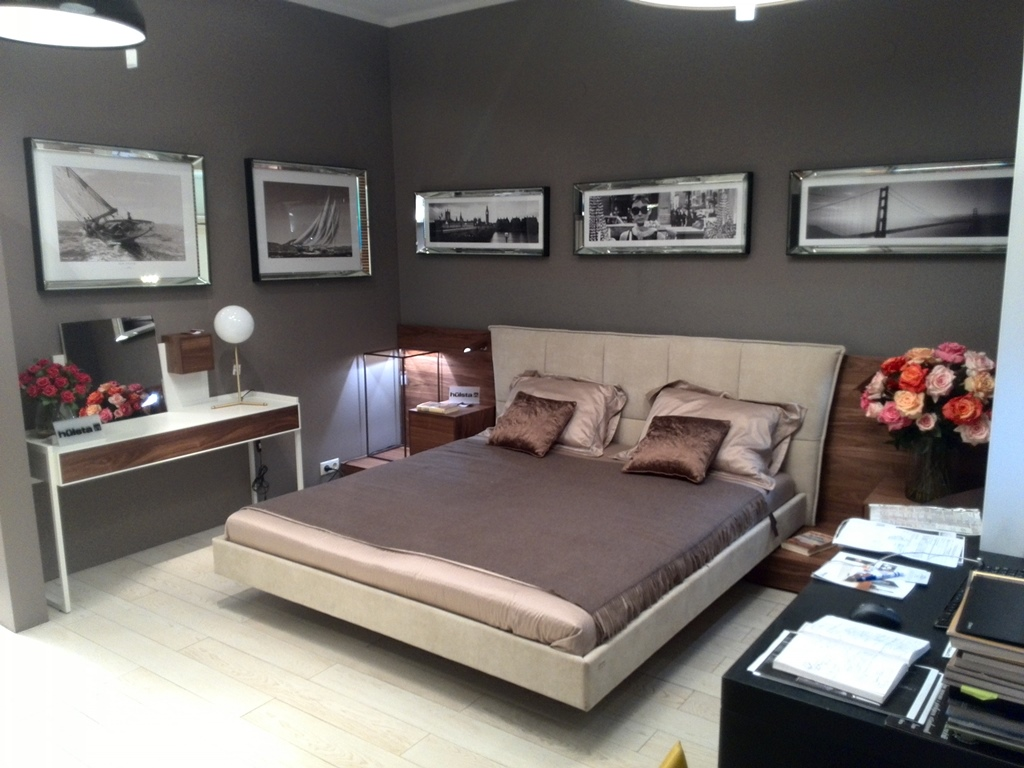 Спальня и туалетный столик от Hulsta в МБТМ - Интерьерный салон №1