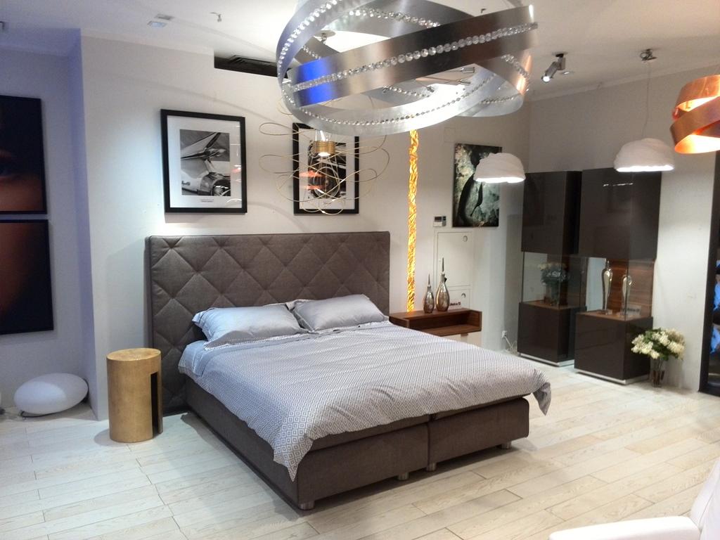 Спальня и витрины от Hulsta в МБТМ - Интерьерный салон №1