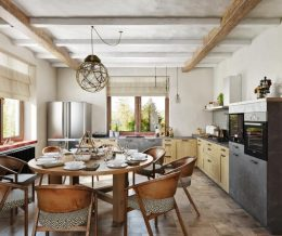 Новый дизайн проект: «Комфорт по-итальянски»