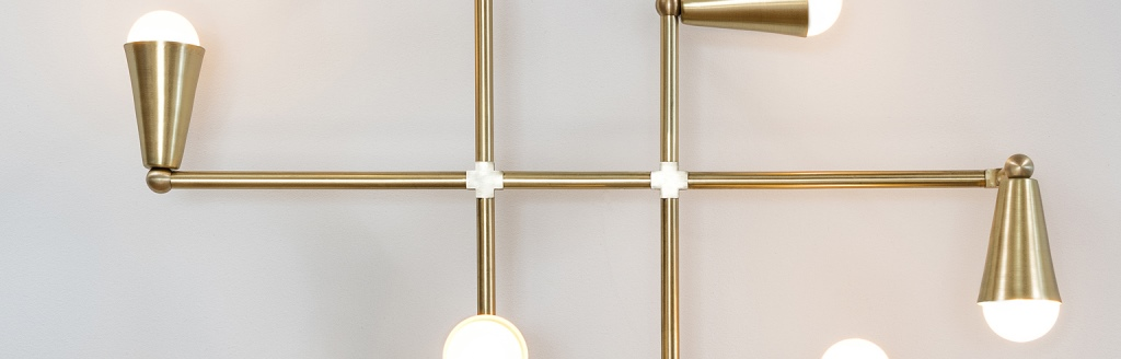 Новая коллекция светильников от Lightmaker Studio на выставка IDC в Торонто