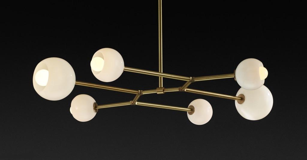 Светильники из коллекции Mode от Lightmaker Studio