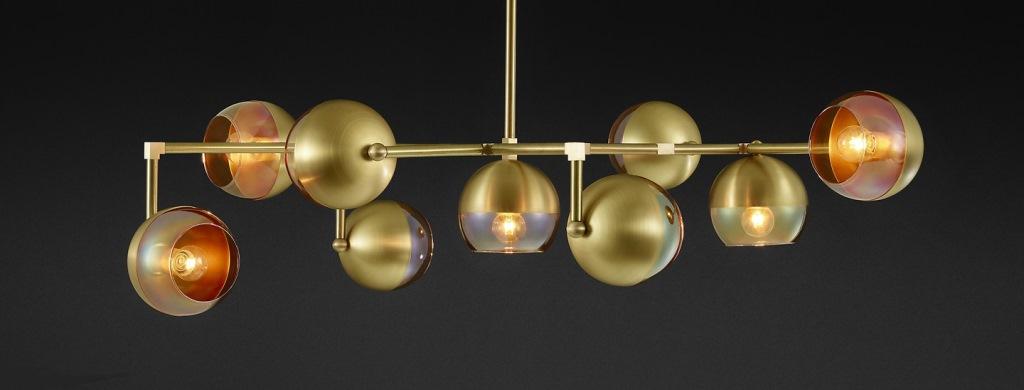 Светильники из коллекции Float от Lightmaker Studio