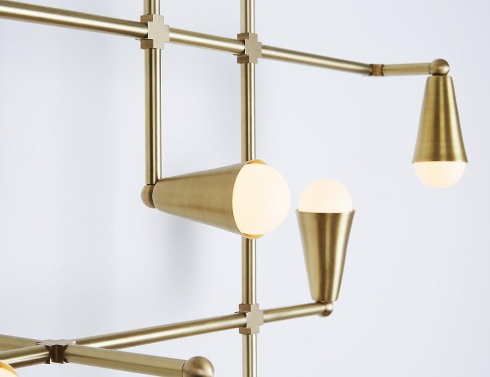 Светильники из коллекции Zig-Zag от Lightmaker Studio