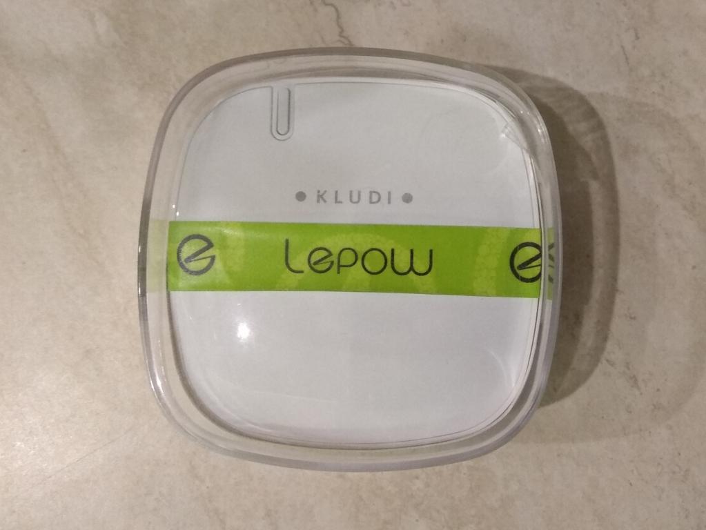 Выиграй power bank от Lepow и Kludi
