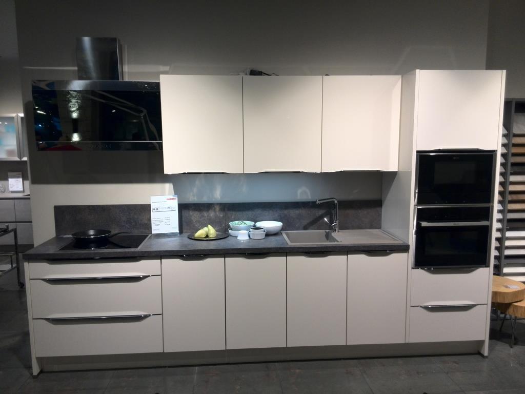 Простая и функциональная кухня Nobilia